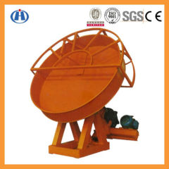 Fertilizer disc granulator in machinery for sale