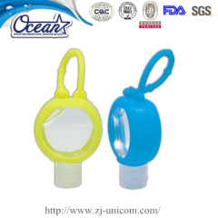 29ml circular waterless hand sanitizer promoting marketing
