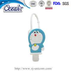 3d animals cartoon gel hand sanitizer 29ml medical promotional items
