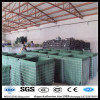 hot-dipped galvanized 70x70mm sand wall hesco barrier