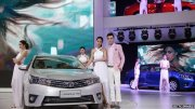 Toyota sees strong rise in China car sales
