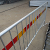 2500mm Temporary Road Barricade with reflective strip tape