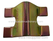 P1025 Harrow pad fit Forrest City Do All Parts agricultural machinery parts
