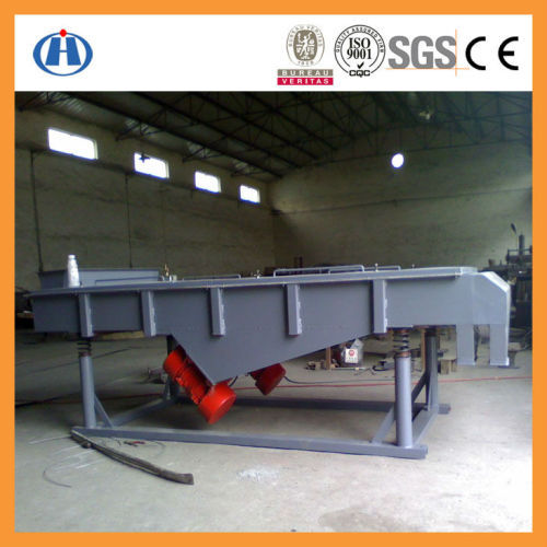 Supply advanced linear vibrating screen