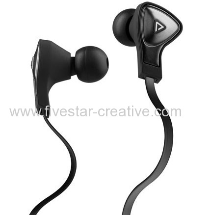 Monster DNA In-The-Ear Earbud Black Headphones with Apple ControlTalk