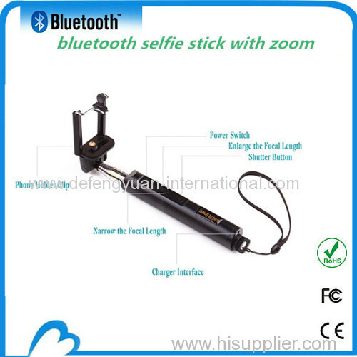 monopod wireless remote shutter