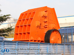 Simple structure hammer crusher