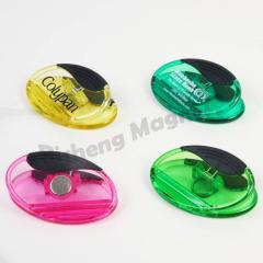 Environmental Permanent Neodymium Magnetic Clip Round Shaped