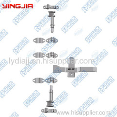 Curtain Side Trailer Track