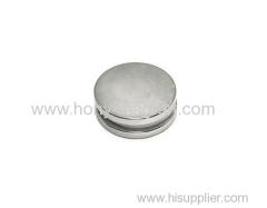 Sintered N42 Cylinder Neodymium Magnet