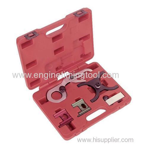 Petrol Engine Setting/Locking Kit - Saab & Vauxhall/Opel V6 - Belt Drive