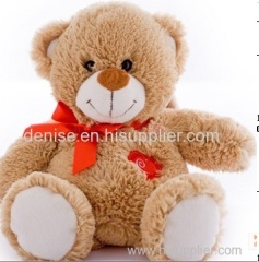 recoding sound teddy toys support SD card