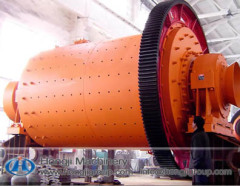 Reliable construction ball mill
