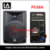 8 inch Plastic Passive / Active Pro Speaker PC08 / 08A