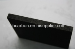 200*50*4mm high purity graphite block / high density carbon vane/CZ Crystal Pulling equipments