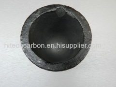 A2# Clay Graphite Crucible for 2kg copper melting / Small Graphite Crucible For Lab Analysis Instrument