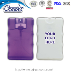 20ml waterless card hand sanitizer advertising sales promotion