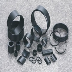 High Quality Bonded NdFeB Magnet BNP-10 D55 x d25 x 30mm Strong Cylinder Magnets