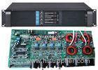 High Power 2ohm Switching Power Amplifier Audio 2500W For Concert