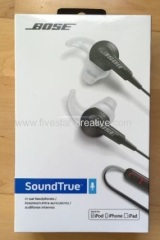 Bose SoundTrue In-Ear Headphones with Deep Clear Sound for Apple iPhone Devices
