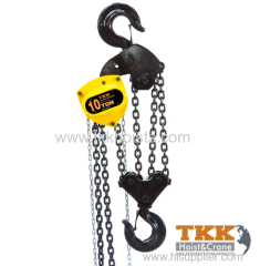 10000kg Max Capacity Chain Block With Overload Protection