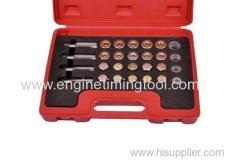 64 Pcs Plus Washers Oil Pan Thread Repair Set Car Repair Tool