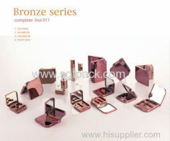 bronze square eyeshadow caose