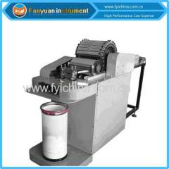 Lab cotton carding machine for Mini Spinning