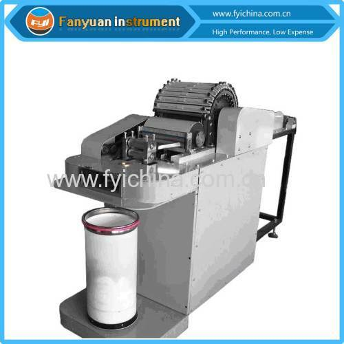 Lab Mini Carding Machine/ Mini Spinning from China supplier