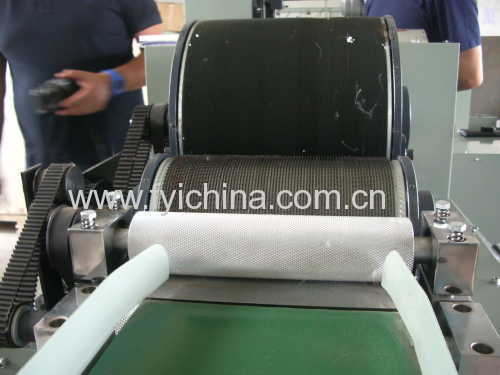 Carding machien for Mini Mills