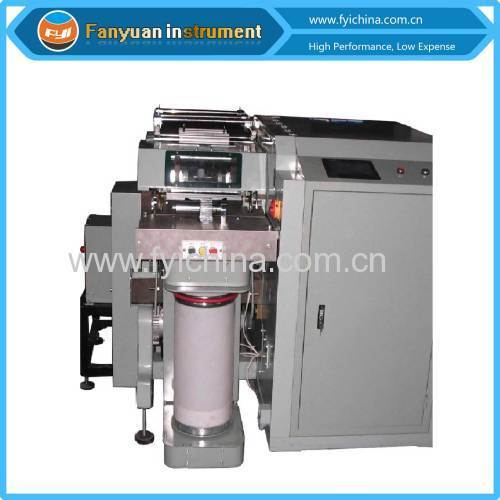 Laboratory Cotton Combing Machine