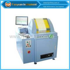 High-speed automatic warp sampling machine