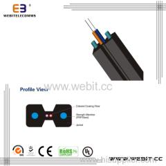 Bow-type Drop optical fiber Ribbon cable (LC-B03)
