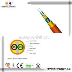 Duplex Flat Indoor Cable (LC-A04)