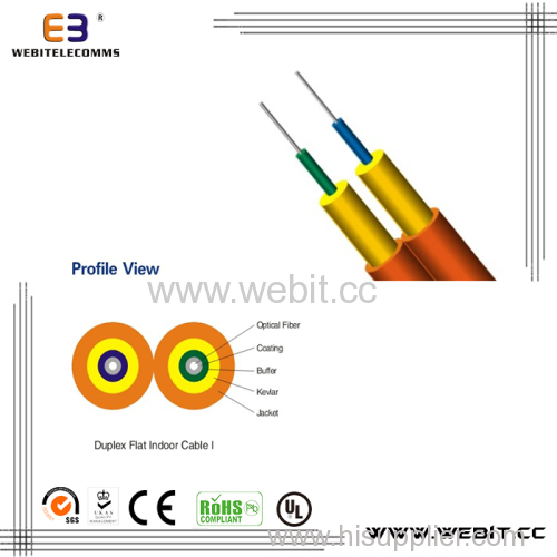 Duplex Flat Indoor Cable (LC-A02)