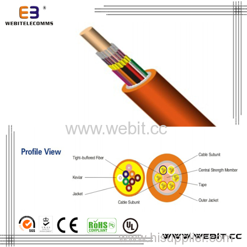 Muti-fiber distribution indoor cable(LC-A07)