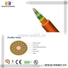 Muti-fibra breakout coperta cable(LC-A09)