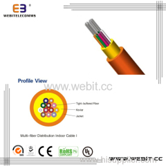 Muti-fiber distribution indoor cable(LC-A06)