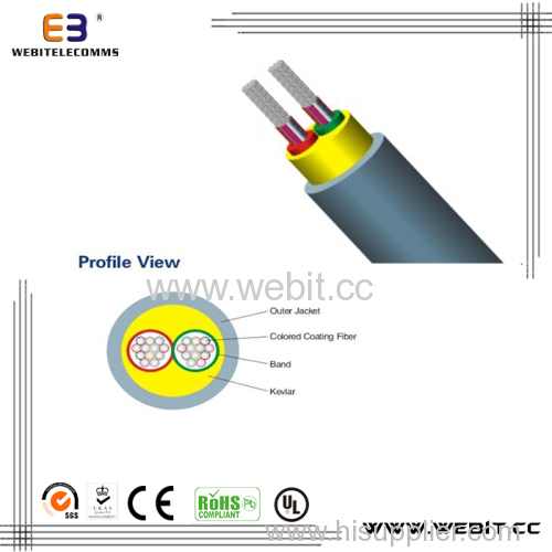 Dry structure cable (LC-A13)