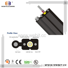 Self-supporting bow type drop cable (LC-B05)