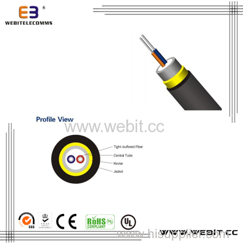 Duplex round far transmission cable (LC-C01)