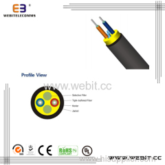 Duplex round far transmission cable (LC-C03)