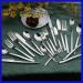 19 pieces hotel cutlery tableware set