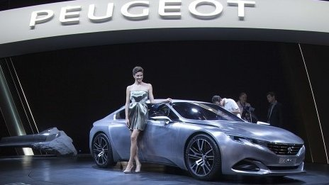 PSA Peugeot Citroen sales and revenues rise