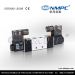 PNEUMATIC electric air solenoid valve