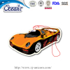 New design hanging car paper air freshener promotion company