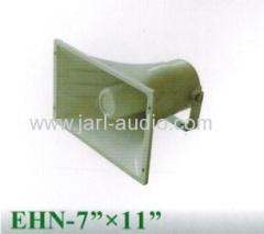 7'' x 11'' Horn Speaker High Quality
