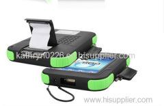 Big screen Factory price useful OEM with mini printer inside universal car diagnostic tool