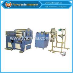 Automatic Single Yarn Warping Machine for Lab
