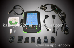 With mini printer inside and screenshot function universal car diagnostic tool